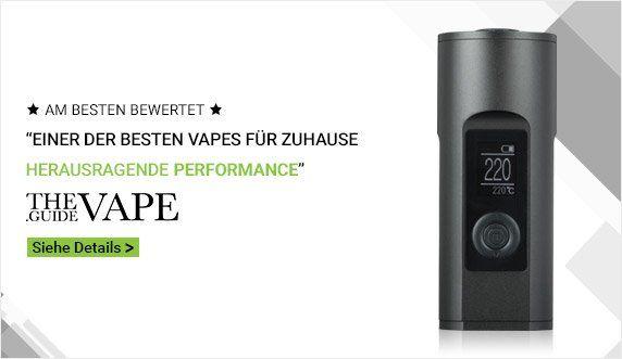Arizer Solo 2 Vaporizer - TVAPE Deutschland