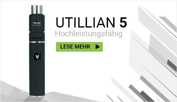 Utillian 5 Wax Pen - TVAPE Deutschland