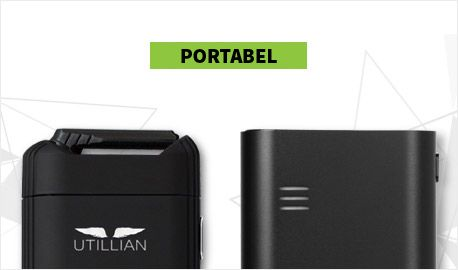 Utillian and Zeus Portabel Vaporizers category page